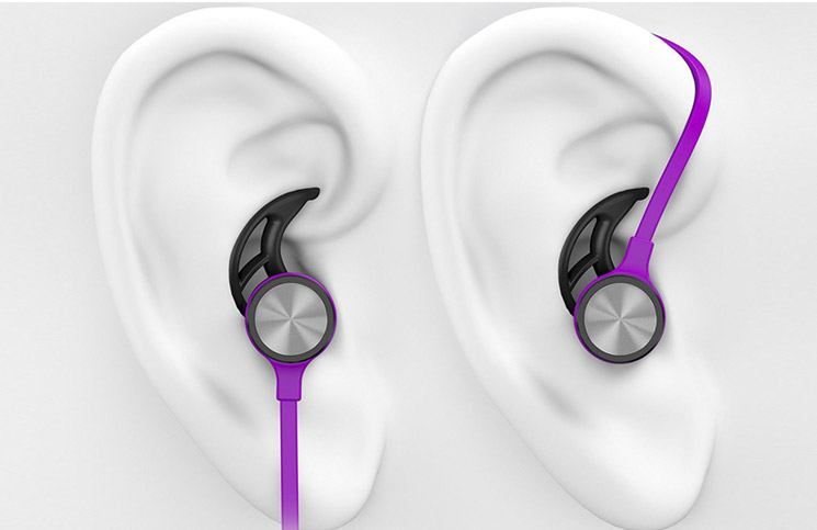 Design of Gaming Earbuds