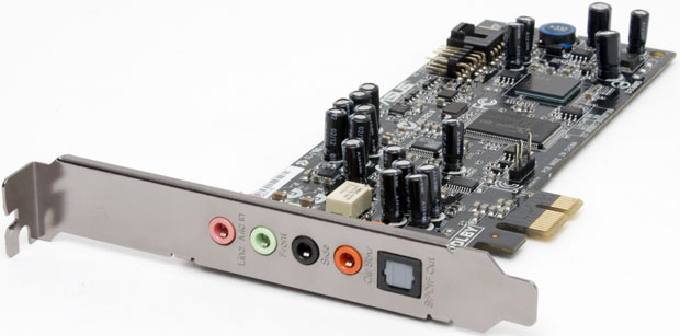 Asus Xonar DGX Sound Card for Gaming