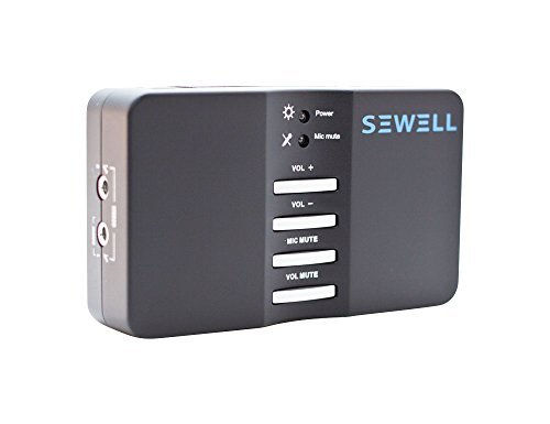 Sewell Direct Sound Box Sound Card for Gaming