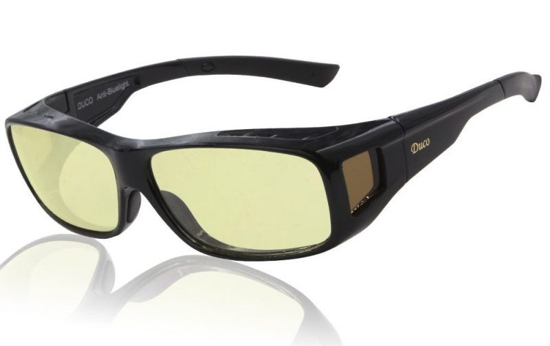 Duco Optiks 8954L Gaming Glasses