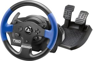 Thrustmaster T150 Force - Best Steering Wheel for PS4