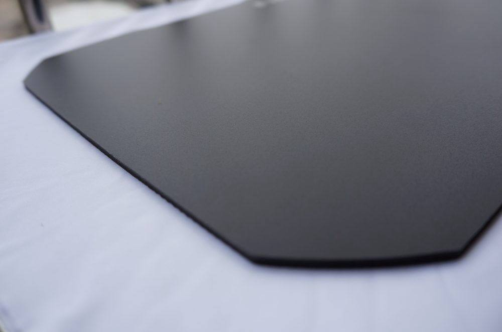 Hard Mouse Pad Surface
