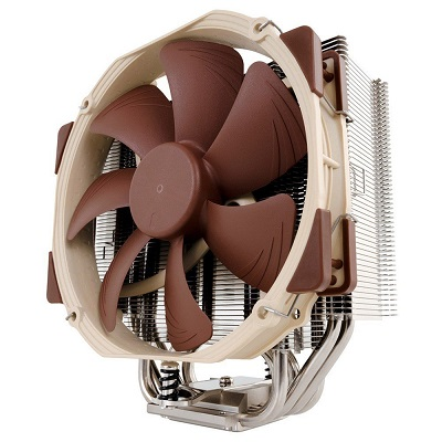 air cpu cooler single fan