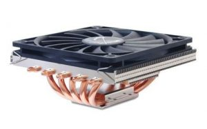premium low profile cpu cooler
