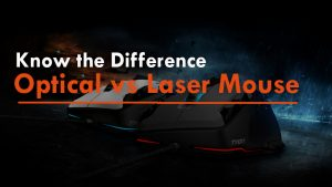 Optical vs Laser Mouse | Which Mouse is best for PC Gaming?