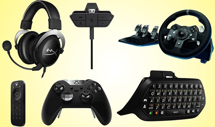 Best Xbox One Accessories 2019