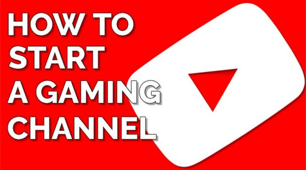 How to start a YouTube Gaming Channel [Step by Step Guide]