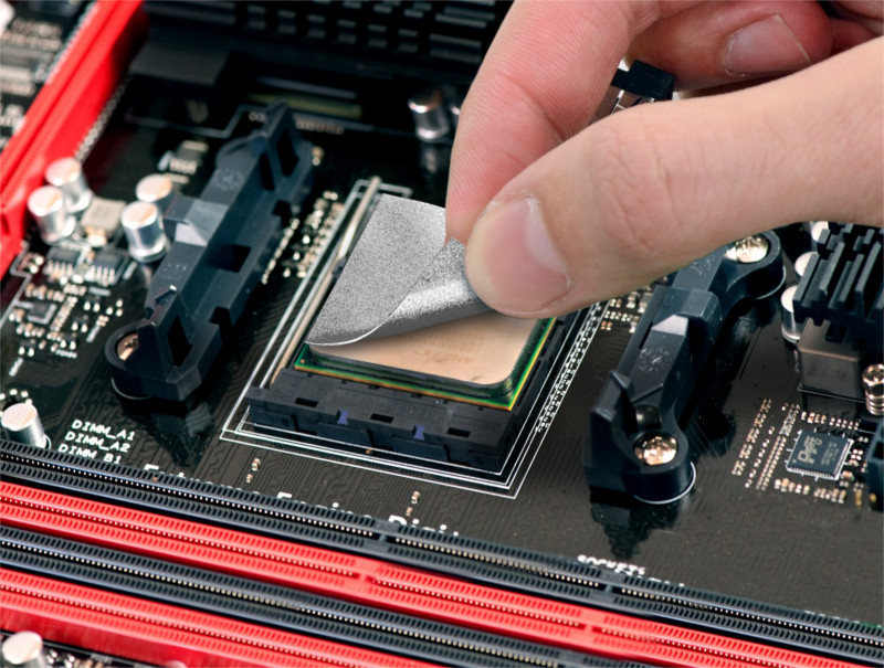 Thermal Paste vs thermal pad - know the basic difference