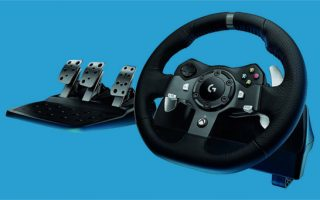 Xbox One Steering Wheel 2019