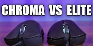Razer DeathAdder Elite vs Chroma