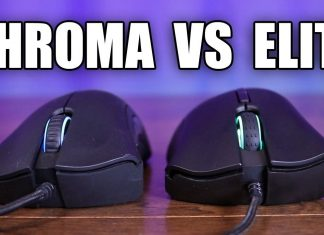 Razer DeathAdder Elite vs Chroma